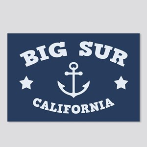 Big Sur Anchor Postcards (Package of 8)