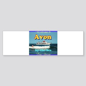 Avon-by-the-Sea Bumper Sticker