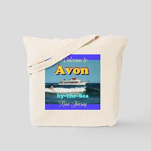 Avon-by-the-Sea Tote Bag