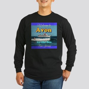 Avon-by-the-Sea Long Sleeve T-Shirt