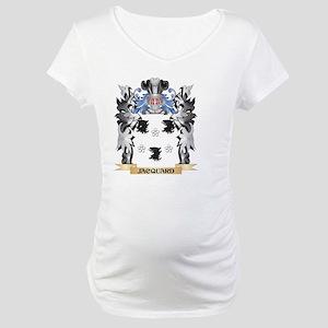 Jacquard Coat of Arms - Family C Maternity T-Shirt