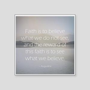 Faith is Sticker