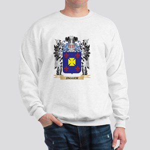 Jagger Coat of Arms - Family Crest Sweatshirt