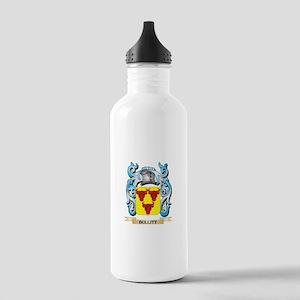 Bullitt Coat of Arms - Stainless Water Bottle 1.0L