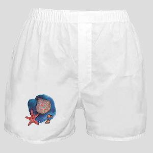 Seashells Boxer Shorts