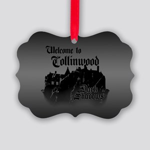 Collinwood Dark Shadows Ornament