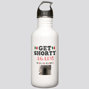 GET SHORTY AGAIN - VIV Stainless Water Bottle 1.0L