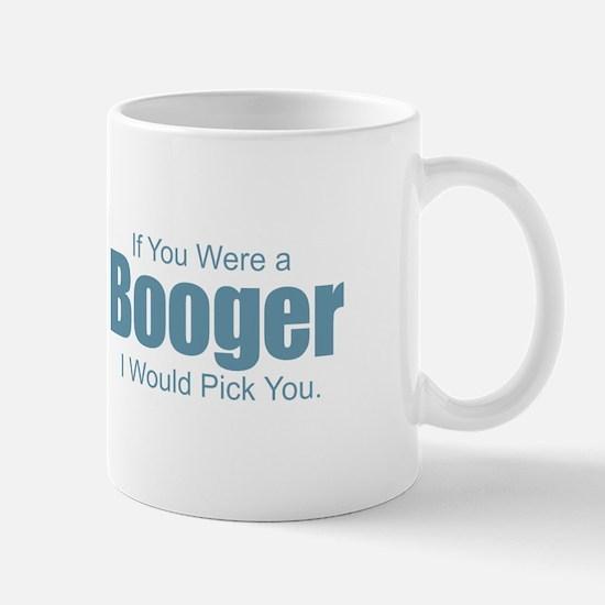 Booger - Pink Mugs