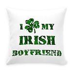Irish Boyfriend Everyday Pillow