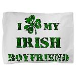 Irish Boyfriend Pillow Sham