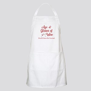 Age & Wine Light Apron