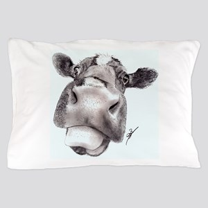 Mad Cow Pillow Case