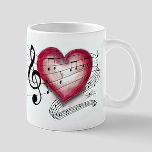 Love Music Mugs