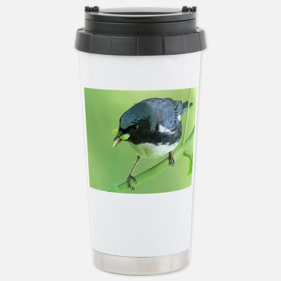 Black-Throated Blue War Stainless Steel Travel Mug