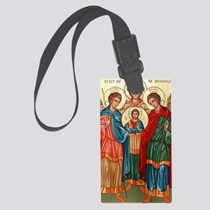 The Archangels  Large Luggage Tag