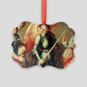 Archangels Picture Ornament