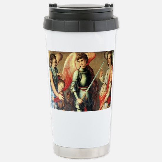 Archangels Stainless Steel Travel Mug