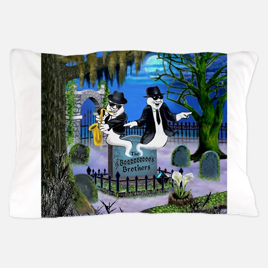 The Boos Brothers Pillow Case