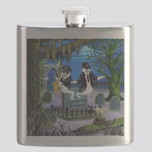 The Boos Brothers Flask