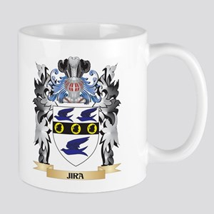 Jira Coat of Arms - Family Crest Mugs