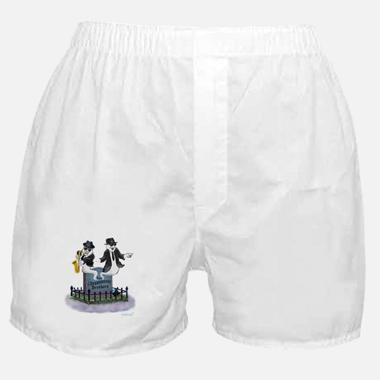 The Boos Brothers Boxer Shorts