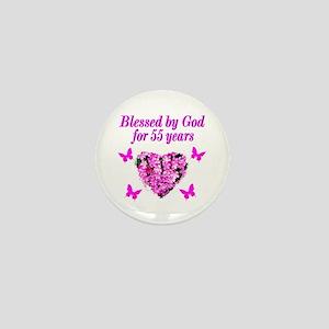 CHRISTIAN 55TH Mini Button