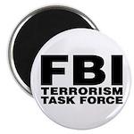 FBI Terrorism Task Force Magnet