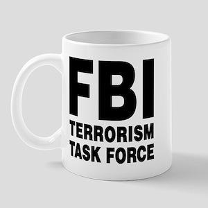 FBI Terrorism Task Force Mug
