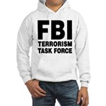 FBI Terrorism Task Force Hooded Sweatshirt