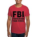 FBI Terrorism Task Force Dark T-Shirt