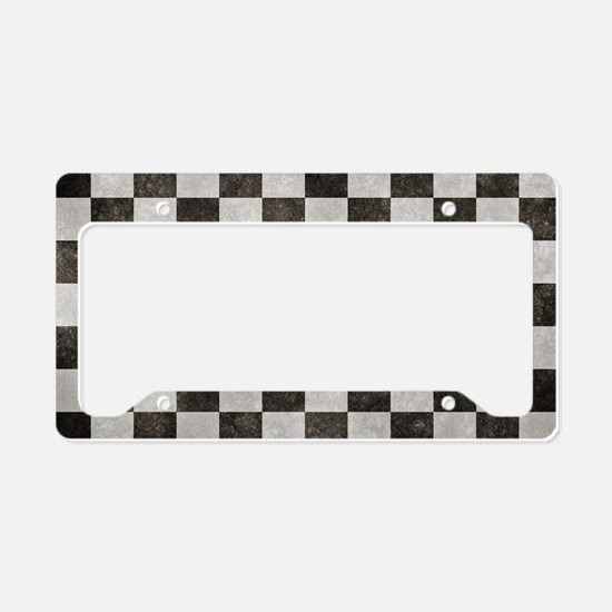 Racing License Plate Holder