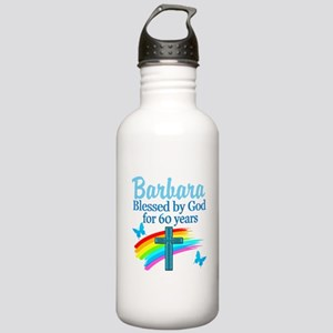 DELIGHTFUL 60TH Stainless Water Bottle 1.0L