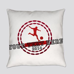Personalized Sport Tag Everyday Pillow