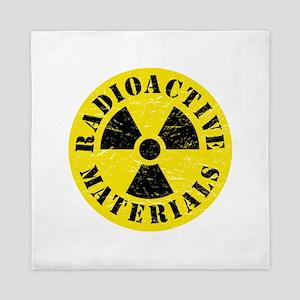Radioactive Materials Queen Duvet