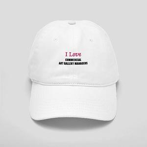I Love My ACADEMIC LIBRARIAN Cap