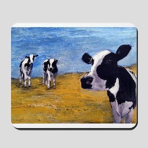 Cow World Mousepad