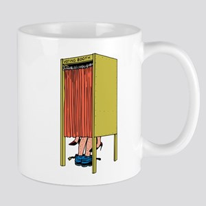 Voting Booth Mugs