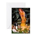 Fairies & Cavalier Greeting Cards (Pk of 20)