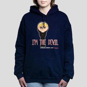 American Horror Story Ch Women's Hooded Sweatshirt