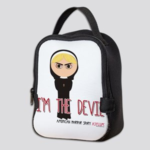 American Horror Story Chibi Sis Neoprene Lunch Bag