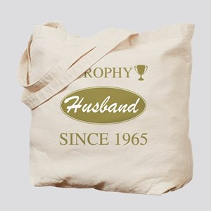 Trophy Husband Since 1945 Tote Bag