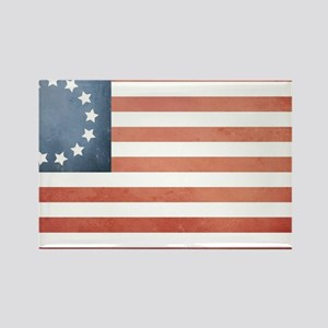Colonial Flag Magnets