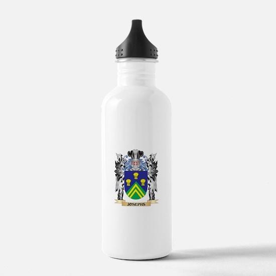 Josephs Coat of Arms - Water Bottle