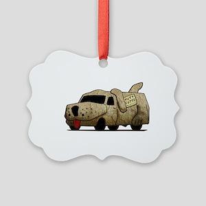 Vintage Mutt Cutts Van Dumb And Dumber Ornament