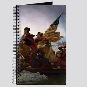 Washington Crossing the Delaware Journal