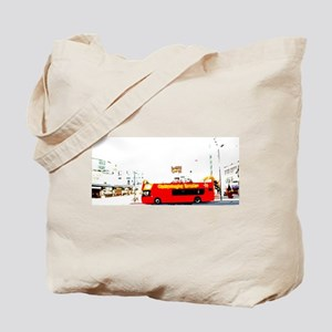 Sightseeing Tote Bag