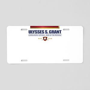Grant (Northern Commanders) Aluminum License Plate