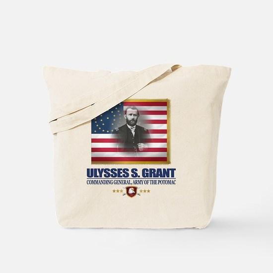 Grant (Northern Commanders) Tote Bag