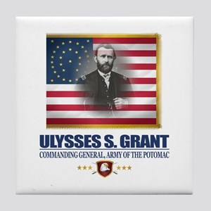 Grant (Northern Commanders) Tile Coaster