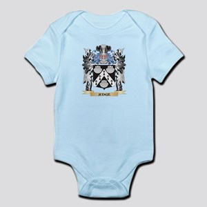 Judge Coat of Arms - Family Crest Body Suit
